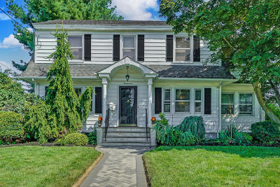 West Long Branch Single Family Home For Sale: 29 Sherman Avenue