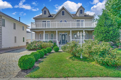Point Pleasant Single Family Home For Sale: 412 Carter Avenue