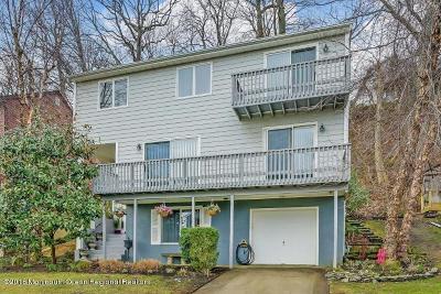 Atlantic Highlands, Highlands Single Family Home For Sale: 237 Shore Drive