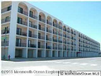 Seaside Heights Condo/Townhouse For Sale: 51 Hiering Avenue #A13