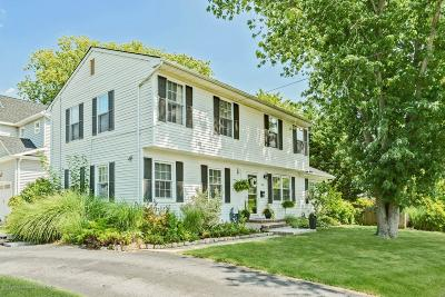 Manasquan Single Family Home For Sale: 110 Manito Road