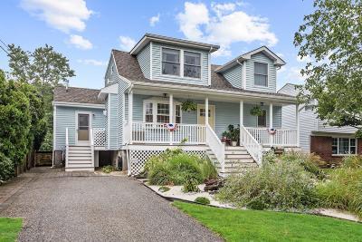 Avon-by-the-sea, Belmar, Bradley Beach, Brielle, Manasquan, Spring Lake, Spring Lake Heights Single Family Home For Sale: 265 E Virginia Avenue