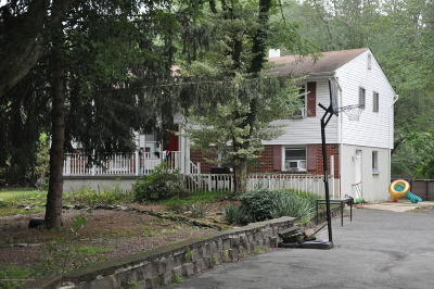 Howell Single Family Home For Sale: 135 Lanes Pond Road