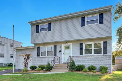 Hazlet Single Family Home Under Contract: 17 Cornell Drive