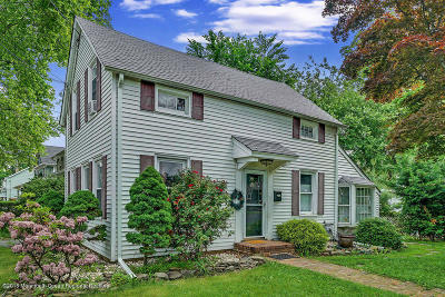 Freehold Single Family Home For Sale: 39 Lincoln Place