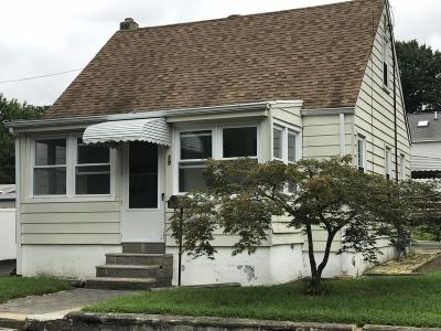 Hazlet Single Family Home Under Contract: 19 Rose Terrace