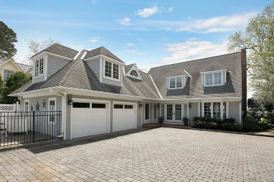 Monmouth County Single Family Home For Sale: 2553 River Road