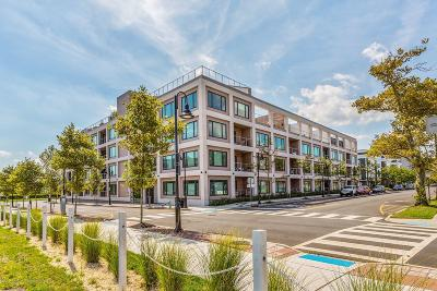 Asbury Park Condo/Townhouse For Sale: 601 Heck Street #107