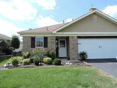 Brick Adult Community For Sale: 122 Mansfield Drive