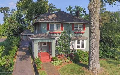 Freehold Single Family Home For Sale: 3 Monument Street