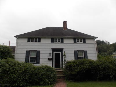 Little Silver Single Family Home For Sale: 87 N Sunnycrest Drive