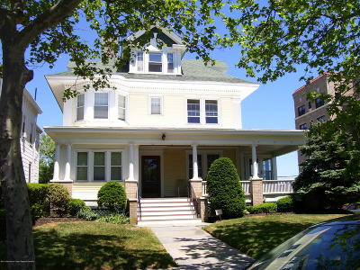 Asbury Park Condo/Townhouse For Sale: 301 8th Avenue #5