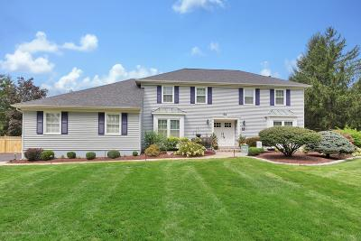 Freehold Single Family Home For Sale: 61 Locust Court