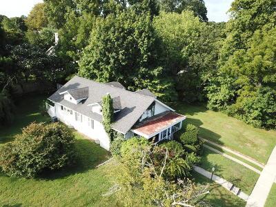 Long Branch, Monmouth Beach, Oceanport Single Family Home For Sale: 238 Dixon Avenue