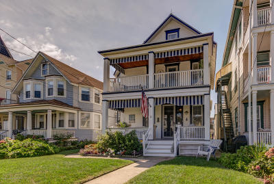 Ocean Grove Single Family Home Under Contract: 12 Surf Avenue