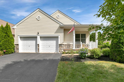 Monmouth County Adult Community For Sale: 105 Rolling Meadows Boulevard