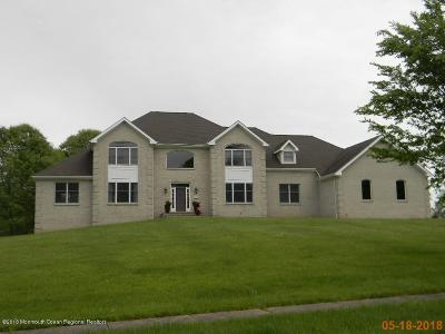 Manalapan Single Family Home For Sale: 3 Judge Lane
