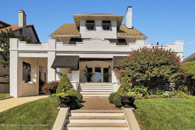 Bradley Beach Single Family Home Under Contract: 308 Evergreen Avenue