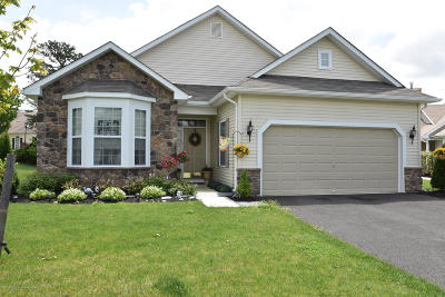 Ocean County Adult Community For Sale: 10 Winding River Court