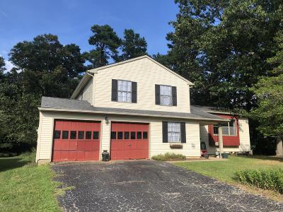 Howell Single Family Home For Sale: 9 Timberline Drive