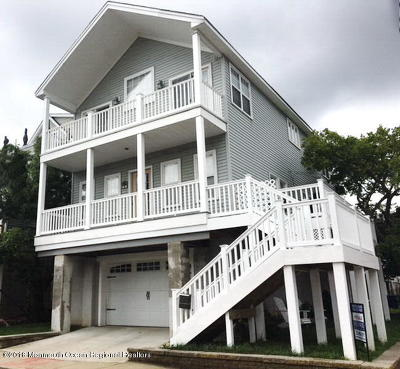 Atlantic Highlands, Highlands Single Family Home For Sale: 13 Recreation Place