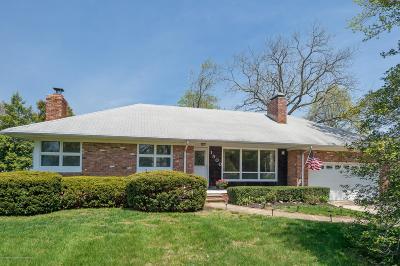 Wall Single Family Home For Sale: 1500 Tiltons Corner Road
