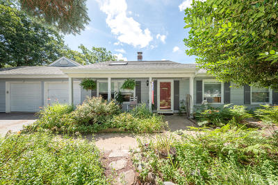 Toms River Single Family Home Under Contract: 182 Shenandoah Boulevard