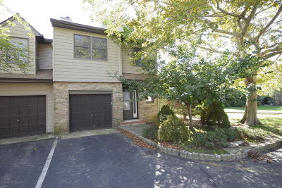 West Long Branch Condo/Townhouse For Sale: 1 Belmont