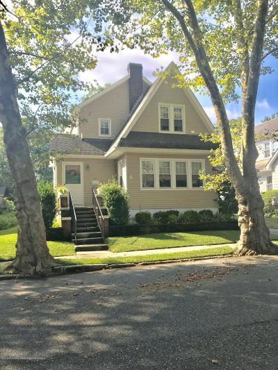 West Long Branch Single Family Home Under Contract: 6 Norwood Court