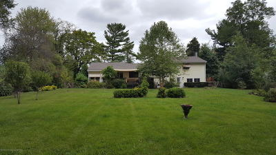 Tinton Falls Single Family Home For Sale: 50 Hope Road