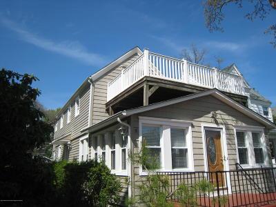 Avon-by-the-sea, Belmar Single Family Home For Sale: 226 Sylvania Avenue