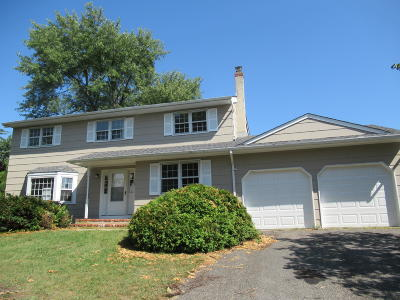 Toms River Single Family Home For Sale: 1125 Old Freehold Road