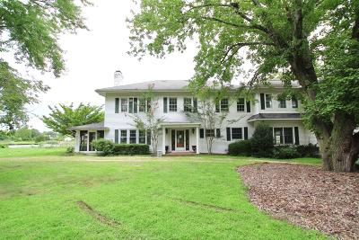 Little Silver Single Family Home Under Contract: 439 Little Silver Point Road