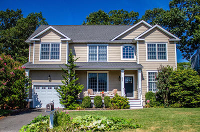Point Pleasant Single Family Home Under Contract: 229 Ida Drive