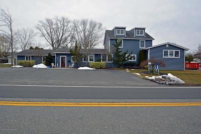 Point Pleasant Single Family Home Under Contract: 3728 River Road