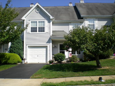 Toms River Condo/Townhouse For Sale: 3805 Galloping Hill Lane