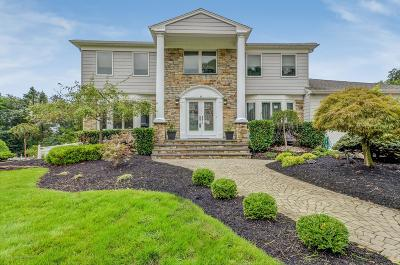 Freehold NJ Single Family Home For Sale: $759,900