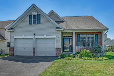 Monmouth County Adult Community For Sale: 29 Fernwood Drive