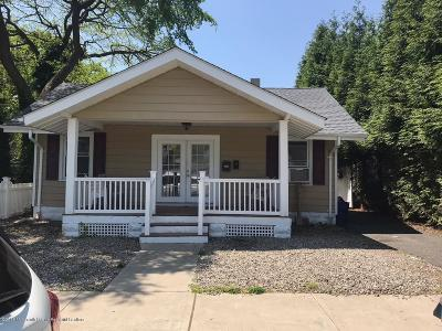 Belmar Single Family Home For Sale: 315 14th Avenue