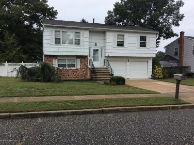 Howell Single Family Home For Sale: 12 Ivy Place