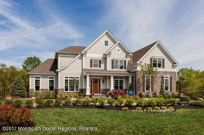 Holmdel Single Family Home Under Contract: 11 Exeter Way