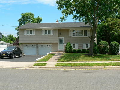 Red Bank Single Family Home For Sale: 51 Walnut Avenue