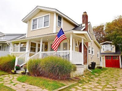 Belmar, Belmar Boro, Lake Como Single Family Home For Sale: 1803 Snyder Avenue
