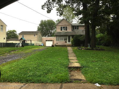 Neptune City Attached For Sale: 56 Steiner Avenue