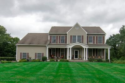 Holmdel NJ Single Family Home For Sale: $669,000