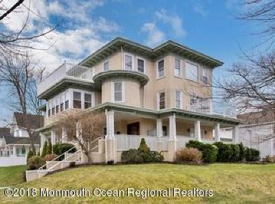 Asbury Park Condo/Townhouse For Sale: 1211 Grand Avenue #204