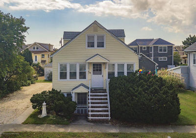 Seaside Park Multi Family Home For Sale: 37 I Street