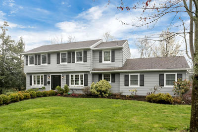 Fair Haven Single Family Home For Sale: 81 Briarwood Road