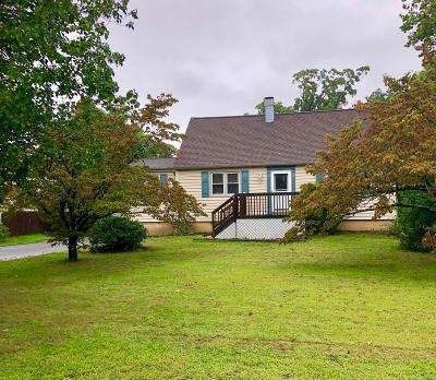 Brick Single Family Home For Sale: 606 Adamston Road