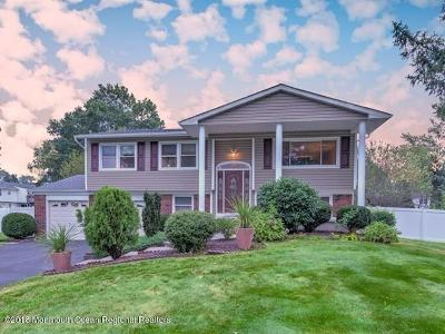 Manalapan Single Family Home For Sale: 38 Cornell Place